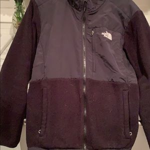 Good condition, worn, no flaws North Face Denali